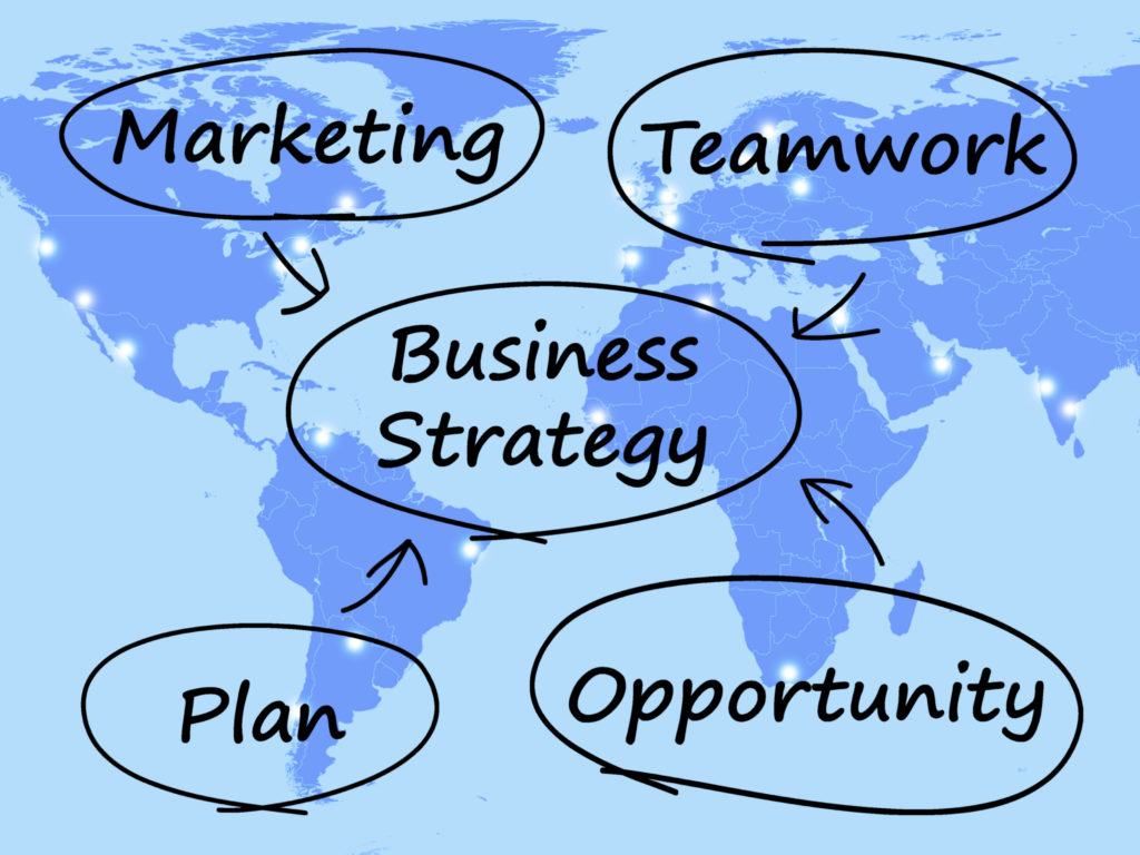 business strategy diagram showing teamwork and plan fkYok4Dd 1 scaled