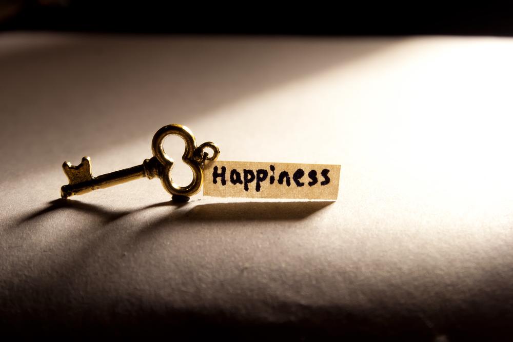 key happines
